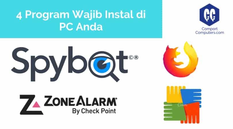 4 Program (Software) Pintar dan Gratis untuk Komputer